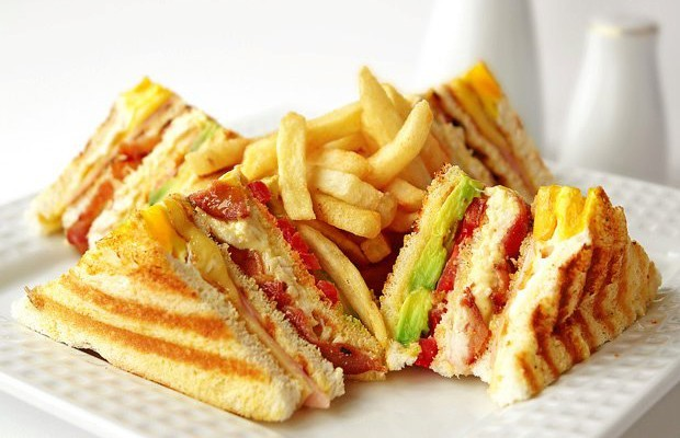 club sandwich triple pork club sandwich recipes dishmaps triple pork ...
